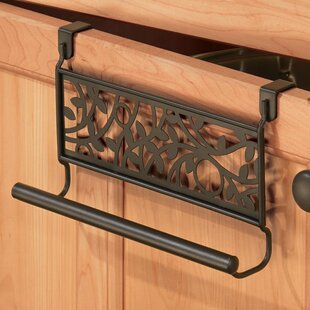 Vine 9 Over the Cabinet Towel Bar by InterDesign
