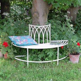 Tree Seats Garden Furniture Round Everglades Steel Tree Seat By Lynton Garden Financeintlclub Tree Seats Tree Benches Wayfaircouk