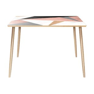 Gustafson Dining Table by Wrought Studio Best #1