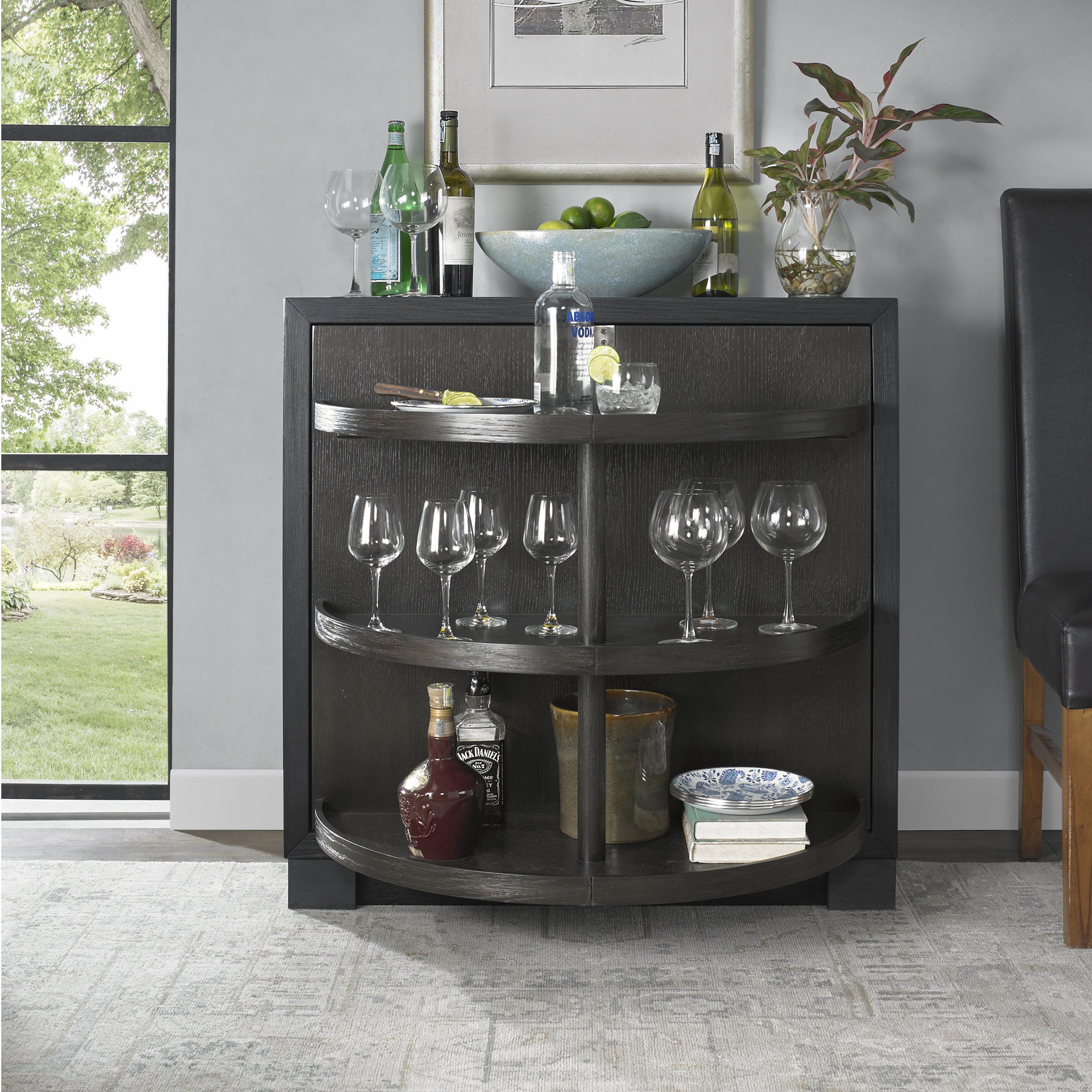 Chaz Rotating Bar Cabinet Reviews