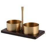 Condiment Servers Wooden Serving Dishes You Ll Love In 2021 Wayfair