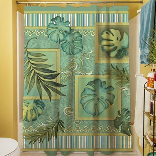 Best Choices Tropic of Cancer Shower Curtain ByManual Woodworkers & Weavers