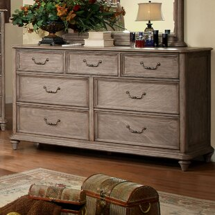 One Allium Way Bandit 7 Drawer Dresser