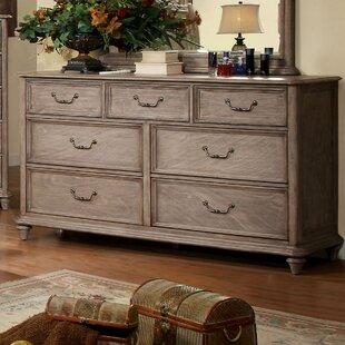 One Allium Way Bandit 7 Drawer Dresser Image
