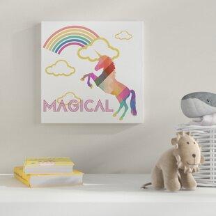 fb0ad14a5d773 Kids Unicorn Wall Art