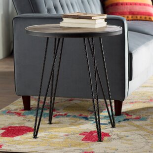 Gordon End Table by Mistana
