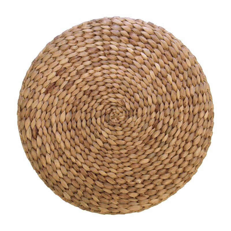 Radburn Round Sea Grass Placemat