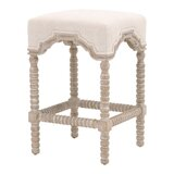 Falken 27'' Counter Stool by Bungalow Rose