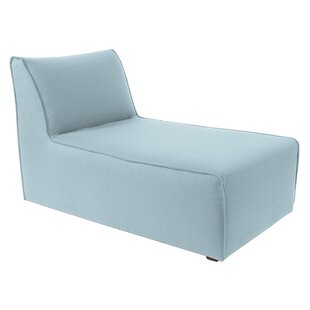 Solid Lounge Slipcover
