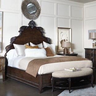 Astoria Grand Sofitel Panel Bed