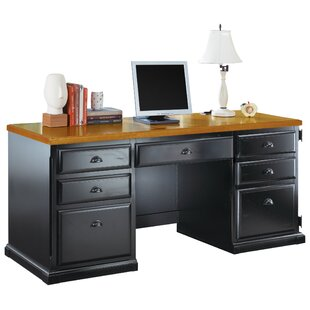 Southampton Onyx Executive Desk