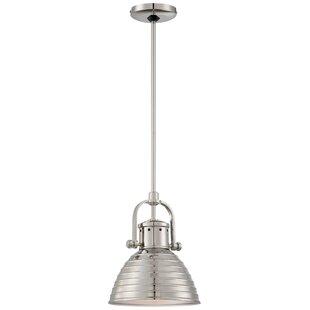 Ferrand 1-Light Cone Pendant by Laurel Foundry Modern Farmhouse
