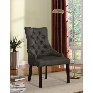 Comparison Bissett Upholstered Dining Chair (Set of 2) by Darby Home Co Reviews (2019) & Buyer's Guide