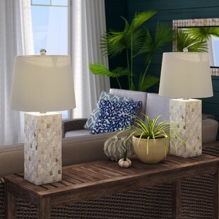 Seaside 26 Table Lamp Set (Set of 2)