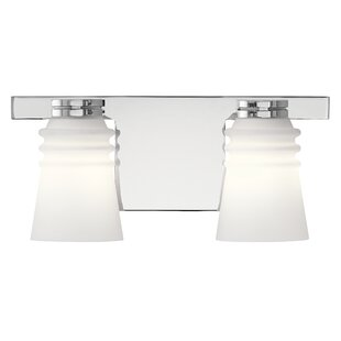 Charlton Home Halewood 2-Light Vanity Light