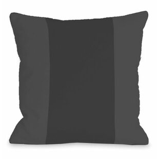 Block Outdoor Throw Pillow