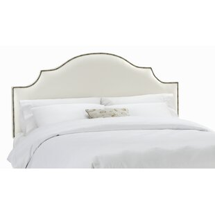 Arc Panel Headboard by Skyline Furniture