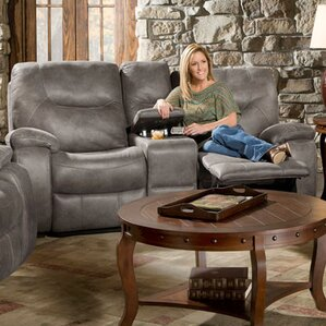 Garrison Double Reclining Loveseat by Cambridge