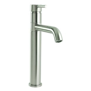 Fontaine by Italia European Swivel Spout Single Hole Lever Handle Bathroom Faucet