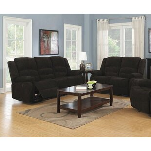 Oakely Motion 2 Piece Reclining Living Ro..