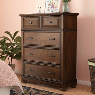 Rylie 5 Drawer Chest by Mack & Milo