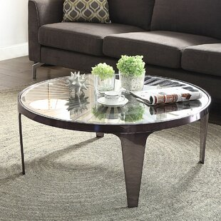 Gascon Coffee Table by Everly Quinn