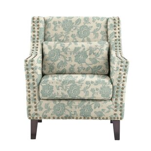 Despain Wingback Chair by Dar by Home Co