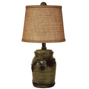 Weston Mini Pinecone 20 Table Lamp