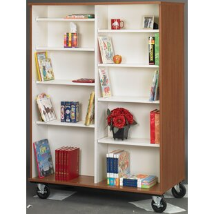 Mobiles Double Sided Bookcase