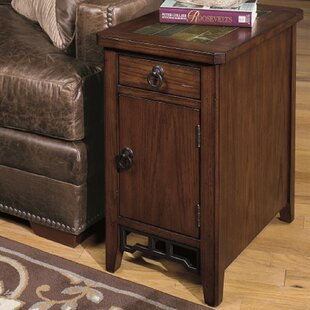 Affordable Price Chairside Table By Wildon Home ®