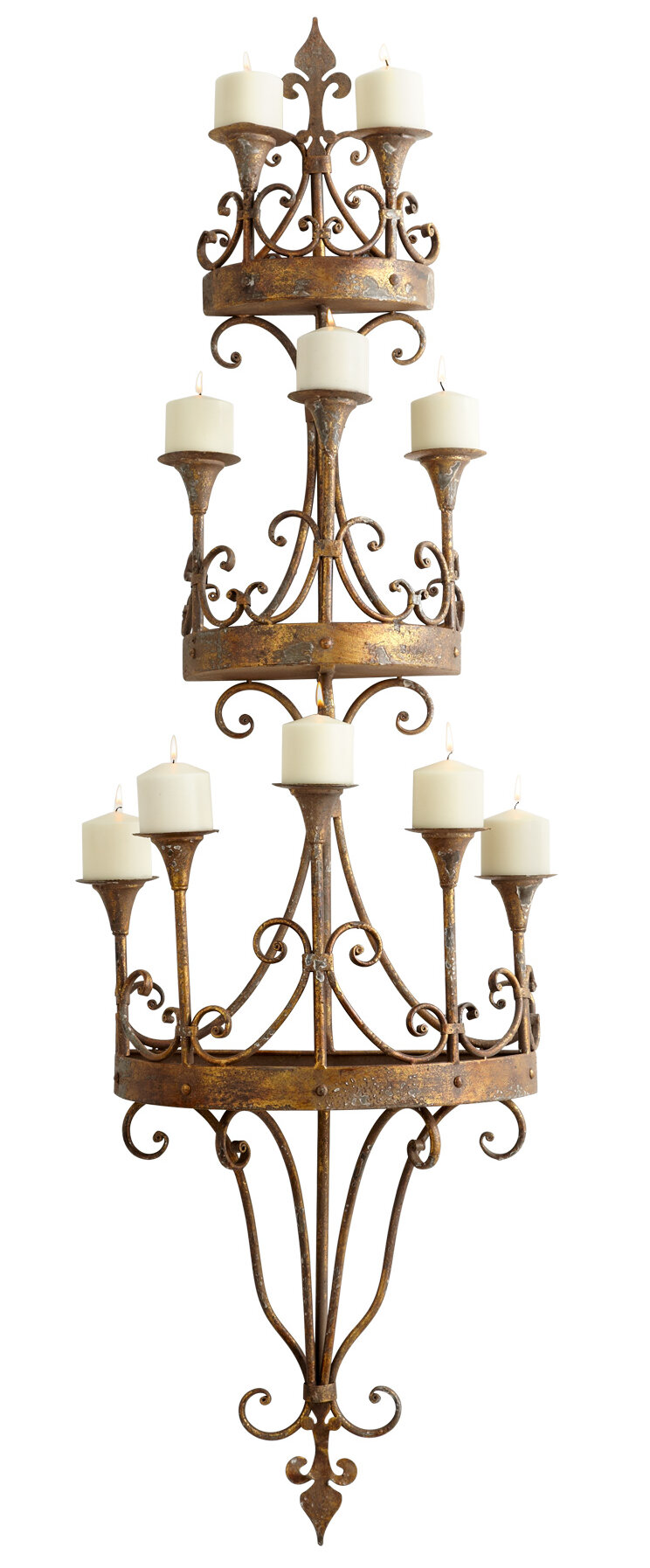 Luxury Wall Candle Holders Perigold