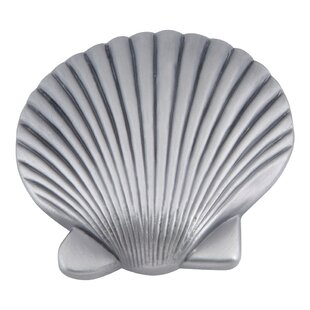 Sea Scalloped Novelty Knob
