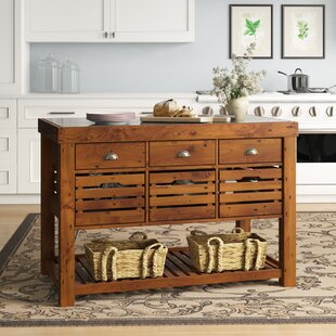 William Kitchen Island