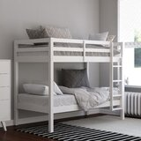 Minster Twin Over Twin Standard Bunk Bed by Harriet Bee