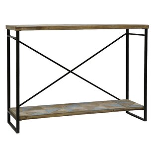 Waloo Console Table By Bloomsbury Market