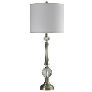 Mcfarlane Caldera Transitional 39 Table Lamp