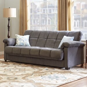 Minter Upholstered Sleeper Sofa by Andover Mills