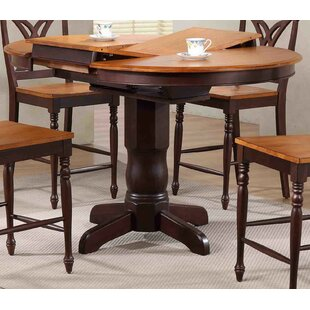 Round Counter Height Pub Table..