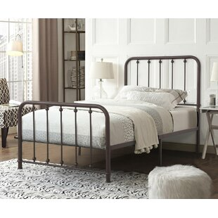 Augustine Panel Bed by Williston Forge Purchase