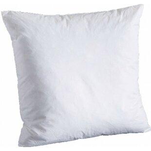 Down Filled 100% Cotton Pillow Insert