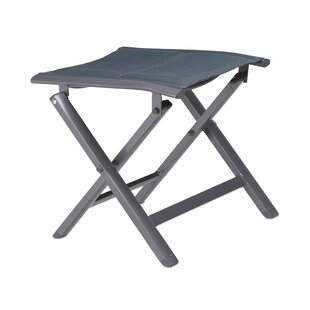 Lizabeta Aluminum Folding Stool By Sol 72 Outdoor