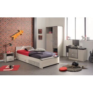 Pombal Panel Bedroom Set by Home Loft Concept