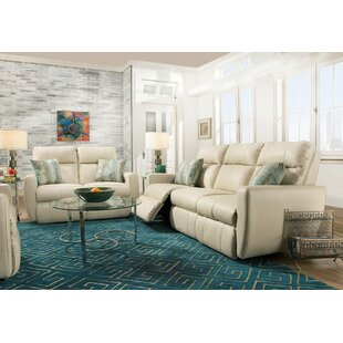 Southern Motion Knockout Reclining Loveseat
