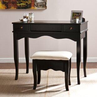 Wildon Home ® Brigette Vanity and Bench Set
