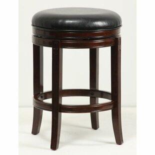Mochi Furniture 24 Swivel Bar Stool