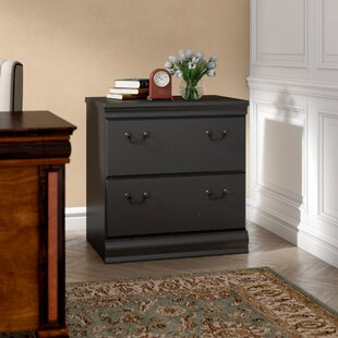 Vittoria 2-Drawer Lateral Filing Cabinet