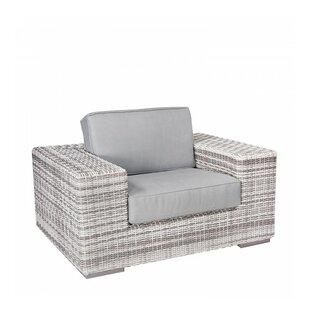 Woodard Imprint Patio Chair with Cushions