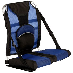Paddler Folding Stadium Seat With Cushion by Travel Chair Best