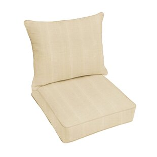 Hanson Indoor/Outdoor Sunbrella Dining Chair Cushion