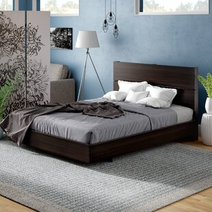 Eugenia Queen Platform Bed by Brayden Studio Modern